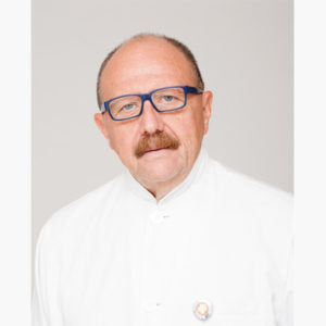 Проф. д-р Ацо Димов</br>детски хирург, шеф на хирургија