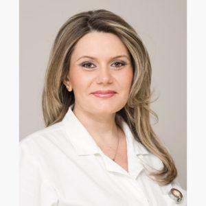 Д-р Афродита Стомнароска Јованоски</br>гинеколог-акушер