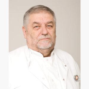 Проф. д-р Ѓорѓи Бабушку</br>гинеколог-акушер, субстец. по онколошка гинекологија