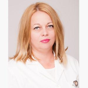 Д-р Стефанка Иванова</br>ендокринолог